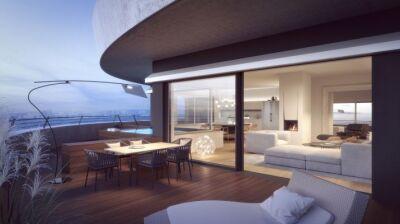 Moderne Fenster für VIERTEL ZWEI plus