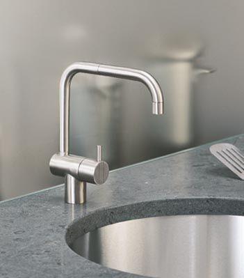 Armaturen küche  VOLA Küchen-Armaturen (Vola Vertriebs GmbH)